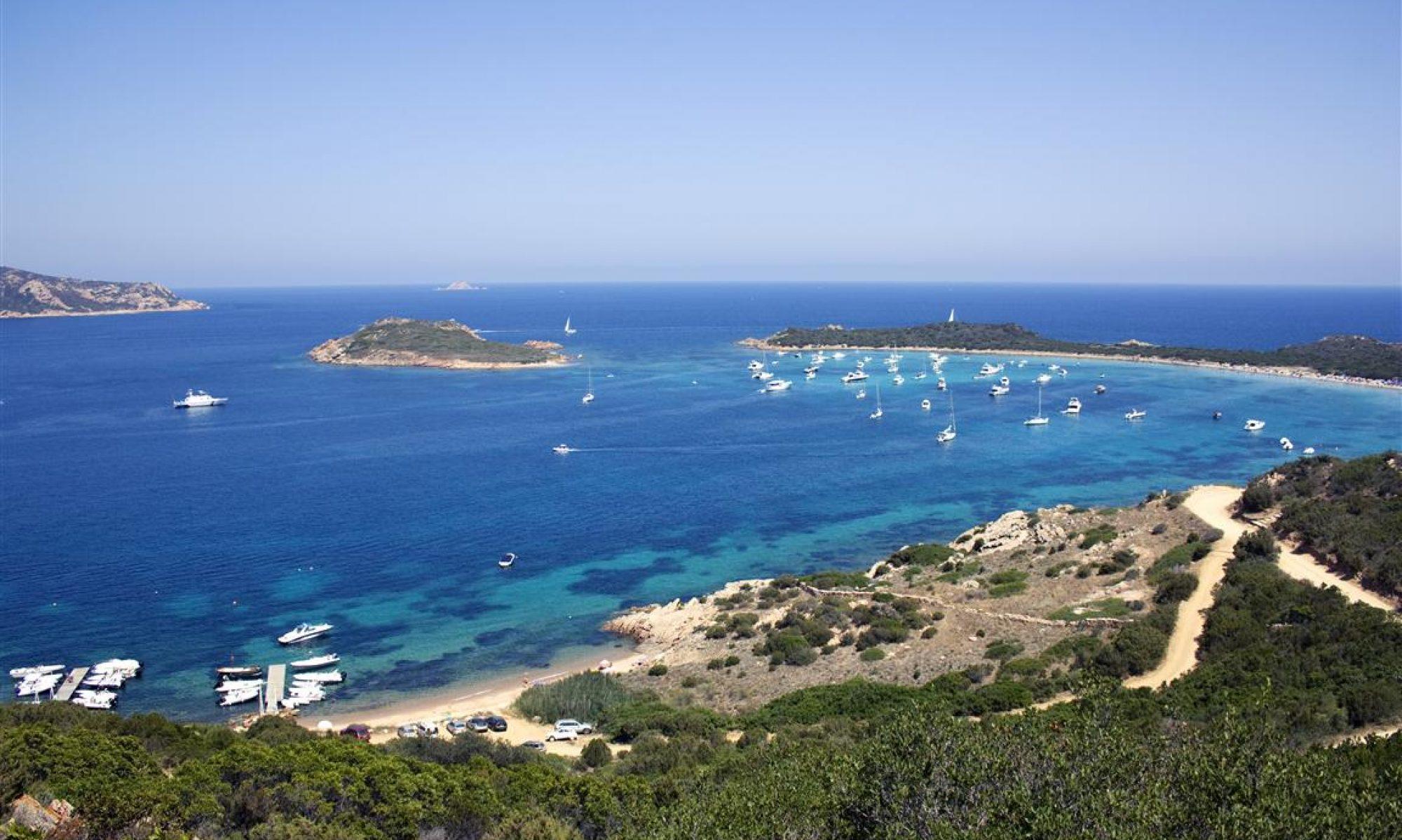 Private Ferienbungalows auf Sardinien